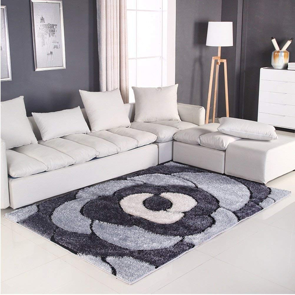 Get quotations · pqpqpq low table of padded lounge of the bedside house simple model and modern carpet