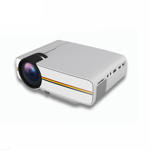 Komay new design hot selling best price 1200 Lumens mini projector YG400
