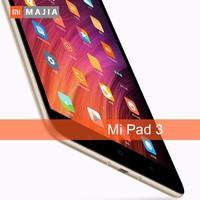 New Original xiaomi mi pad 3 win 10 9.07 inch 2048x1536 8gb ram 128gb 256gb rom 8290mAh gold