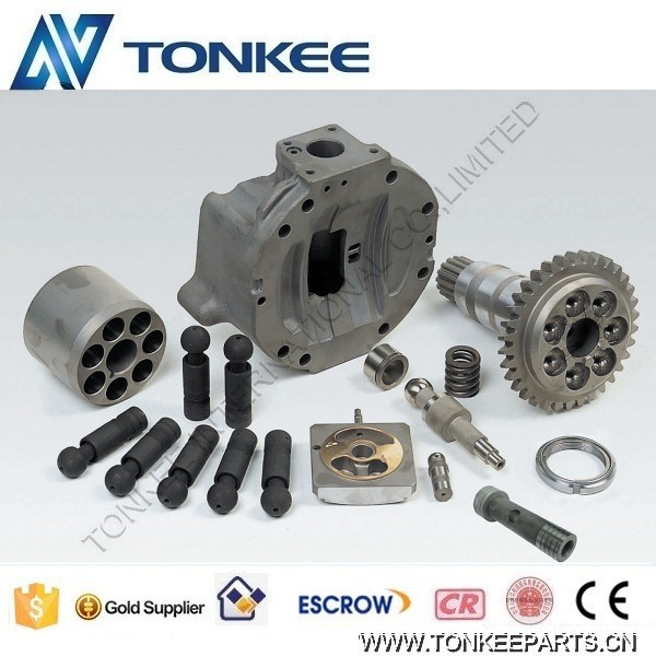 HPV091DS HPV091ES Hydraulic pump spare parts for EX100-2 EX120-2 EX100-3 EX120-3