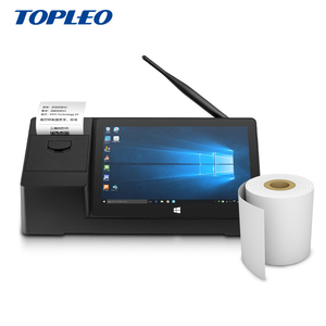 PIPO Factory price X3 Smart all in one WIN 10 Android touch pos system terminal with printer