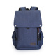 Multi-functional canvas student bag trend leisure backpack computer travel backpack
