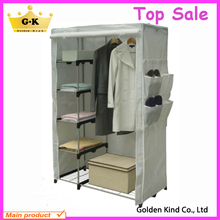 Pet accessories soft large capacity wardrobe for dog clothes