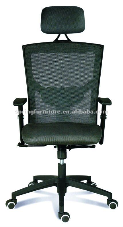 CT-521 SPRING high back office chair high back luxurious comfortable mesh chair