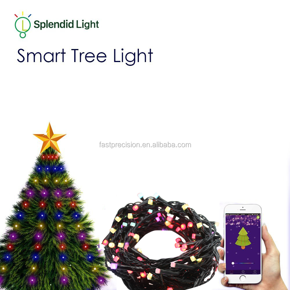 App Control Led Wireless Christmas Lights - Buy Programmable Led ...