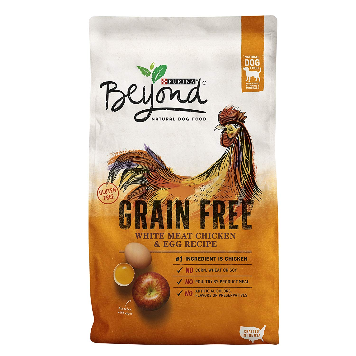 Purina Beyond Grain Free Natural Recipe, Adult Dry Dog Food