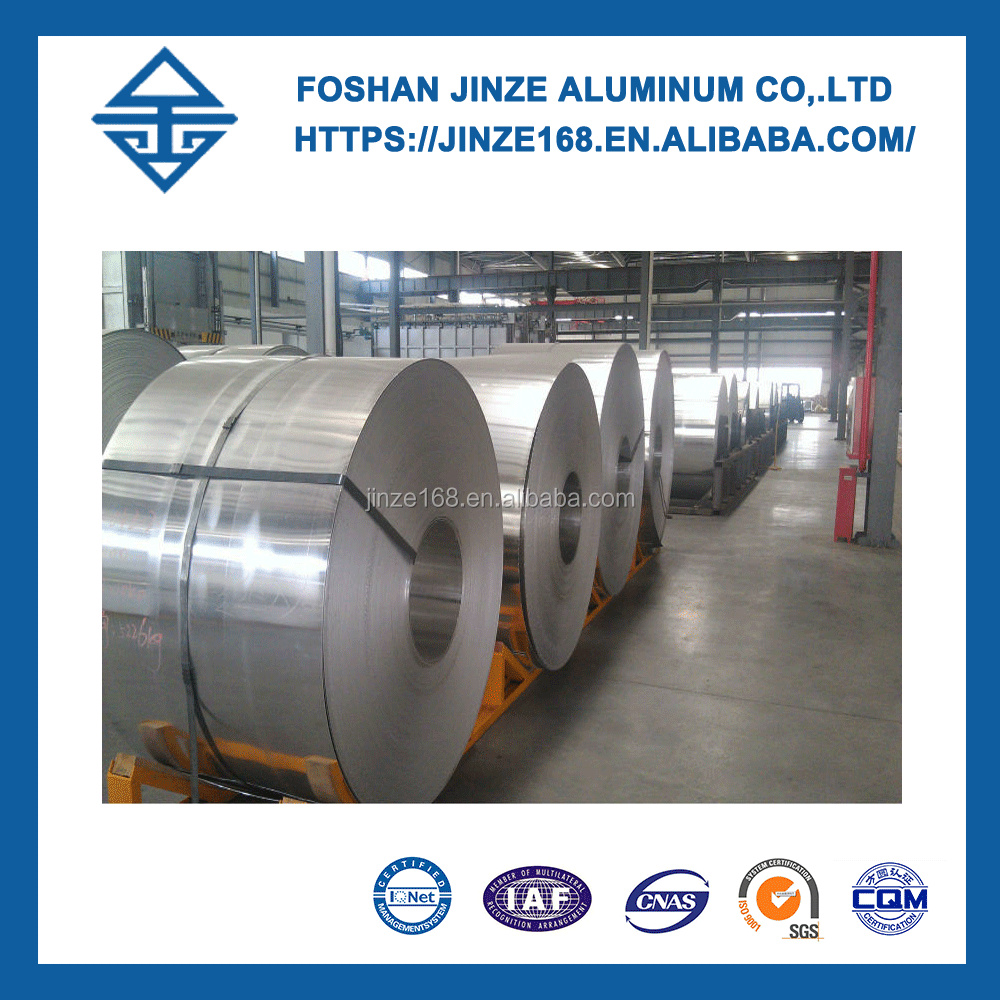 China manufacturer coil aluminum with high quality