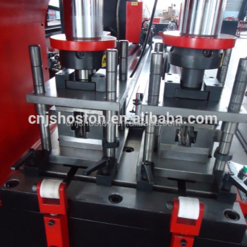 China Hoston cnc rotary pipe punching machine