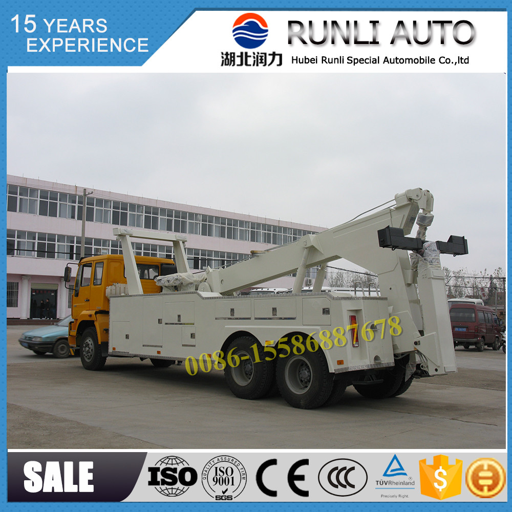 golden prince 6x4 16 ton tow truck heavy duty tow trucks for sale buy heavy duty tow trucks. Black Bedroom Furniture Sets. Home Design Ideas