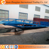Hot sale !! hydraulic electric car loading dock ramp for trucks