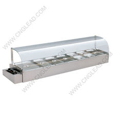 Kitchen Equipment counter top gas bain marie