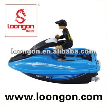 Loongon 4 Way Remote Control Boats For Sale With Battery Small Speed