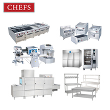 CHEFS high quality catering equipment heavy duty cooking equipment guangdong kitchen equipment