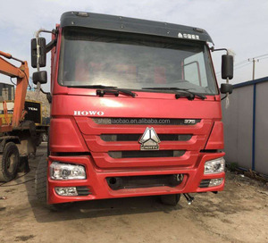 Sino truck Howo 8x4 380hp 420hp used second hand dump truck 12 Wheel 25 Cubic Meters 6*4 10 wheels Dump Truck for sale