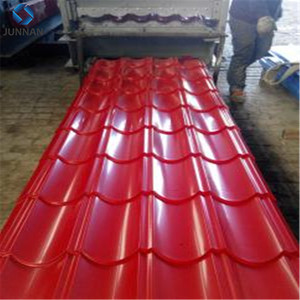 Wholesale cheap price sheet metal roofing galvanized corrugated lowes metal roofing sheet