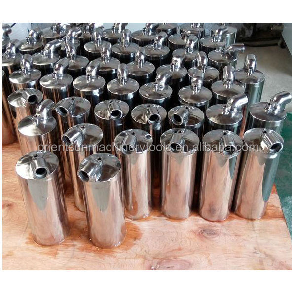 Vertical manual stainless steel sausage stuffer parts