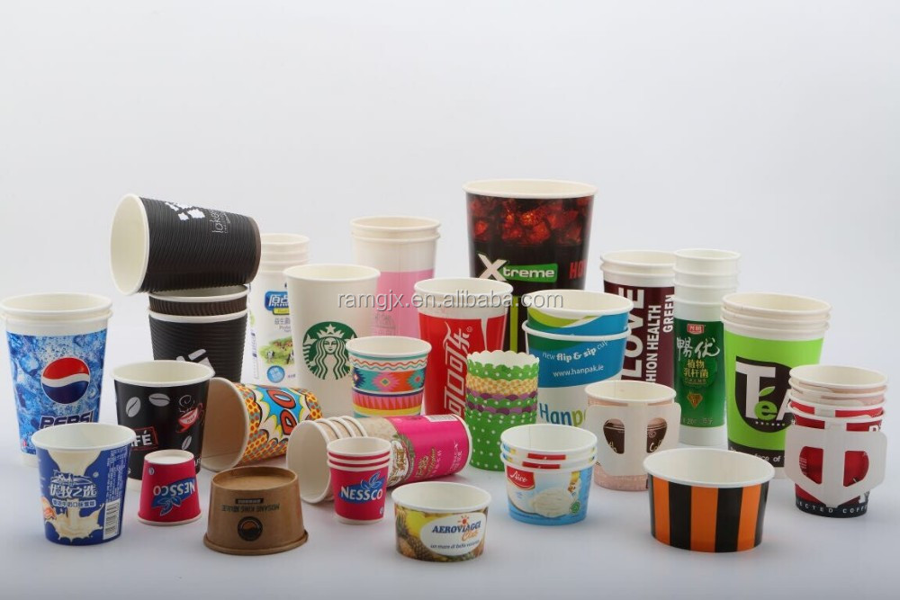 Best Quality Recycle Paper Cup Making Machine,Disposable Paper Cup ...