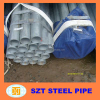 China Steel and Rubber Composite Galvanize Pipes