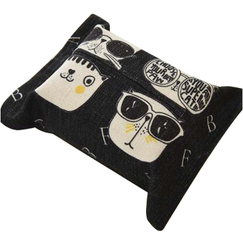 Lovely Tissue Holder Creative Tissue Boxes Cartoon Paper Towel Box Napkin Box