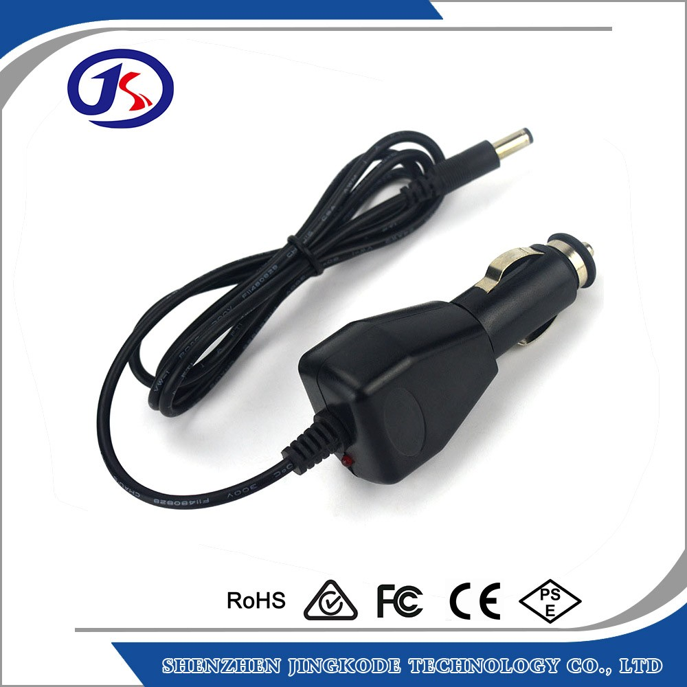 12 V để 5 V 4A car charger DC power adapter 5.5*2.1mm 5.5*2.5mm