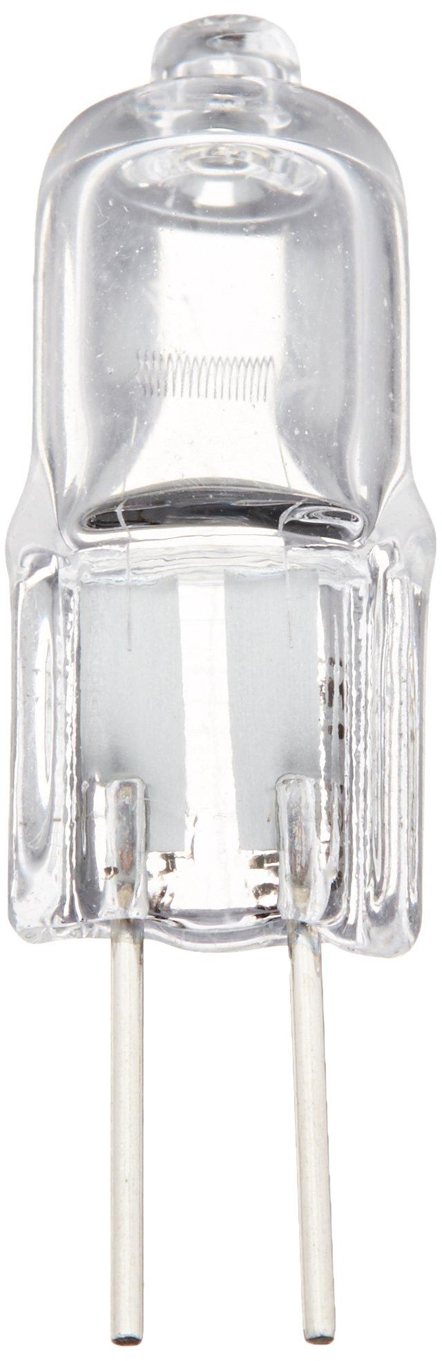 CBconcept 10XG412V10W G4 JC Halogen Light Bulb,10-Watt,12-Volt, 10 Bulbs