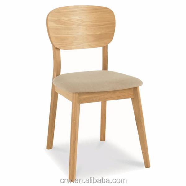 RCH 4309 Oak Furniture Wooden Chair Leg Extenders Dining Chair