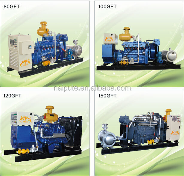 10-500 KW gas generator for sale from China factory with CE certification