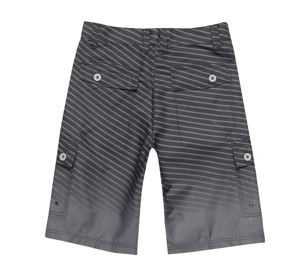 Mens Prrnted Cargo Shorts 3
