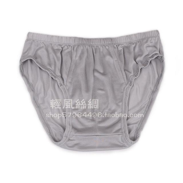 Silk Panties Plus Size 86