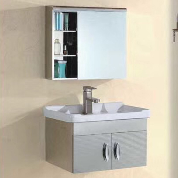 HS-15511 Special offer stainless steel bathroom vanity base cabinet