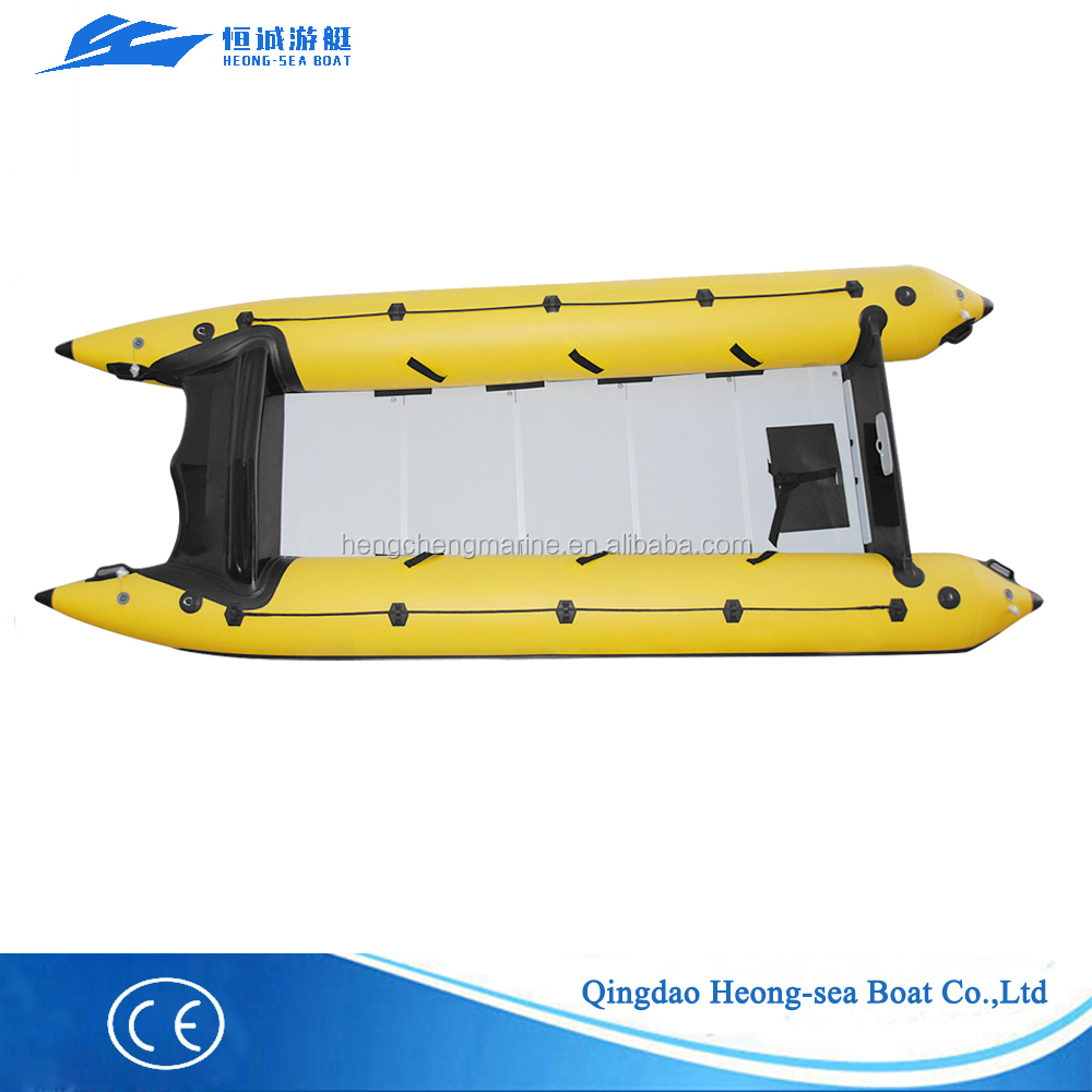 high speed catamaran fishing boat thundercat inflatable boat for sale