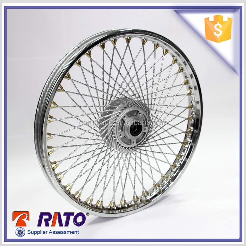 High cost performance 17 inch motorcycle front wheels for sale