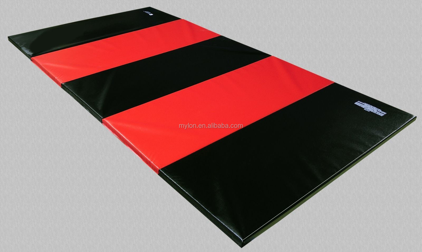 gymnastic mat folding different
