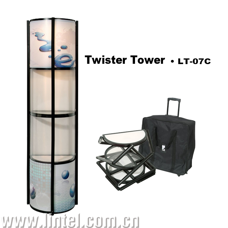 Collapsible Display Stands portable product display stand for exhibitionshopping mallsample 27