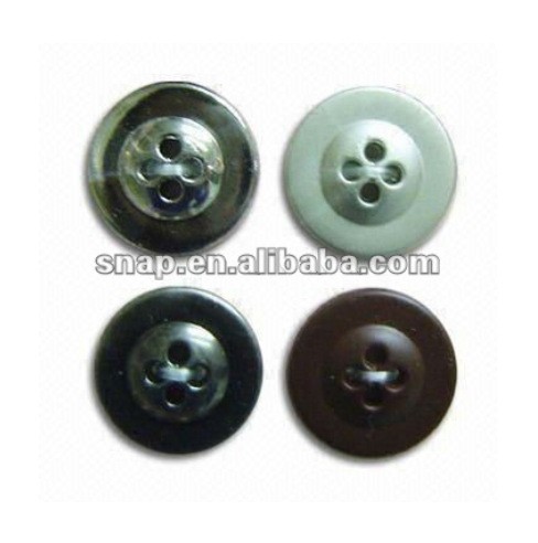4 Hole ABS Sewing Buttons Made In Taiwan