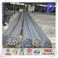 Manufactured hot rolled reinforced construction 12mm iron rod ribs