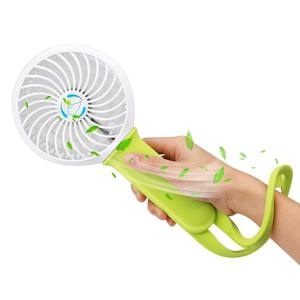 7 super portable plastic dc motor small eletric air cooler usb handheld fan