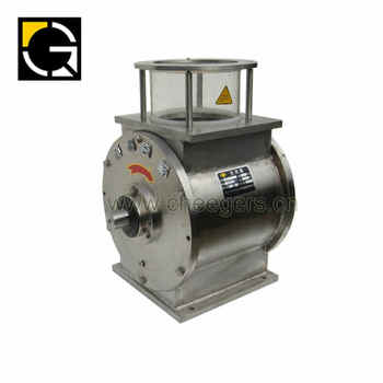 Rotary Airlock Valve In Pneumatic Conveying & Sugar Industry - Buy Rotary  Airlock Valve,Sugar Industry,Pneumatic Conveying Product on Alibaba com