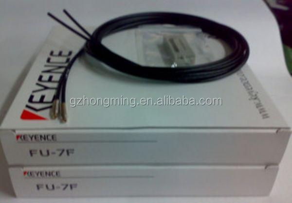 KEYENCE FU-67V FIBER OPTIC CABLE 2M