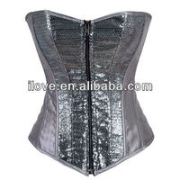 Factory Price! Latex Corset And Bustier With Top Quality In Season