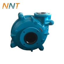 Industrial horizontal centrifugal rubber liner electric mud pump
