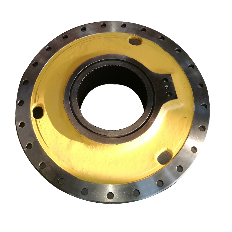 Shantui bulldozer large sprocket hub