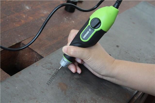 Jinding 13w Electric Carving Tool Engraving Machine
