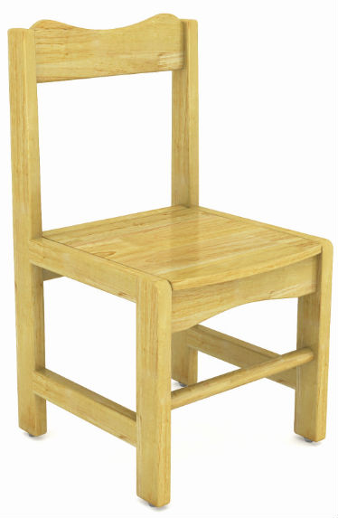 Kids Furniture Wooden Table Chair/wooden Chair Kids Chair/kindergarten  Wooden Study Table QX