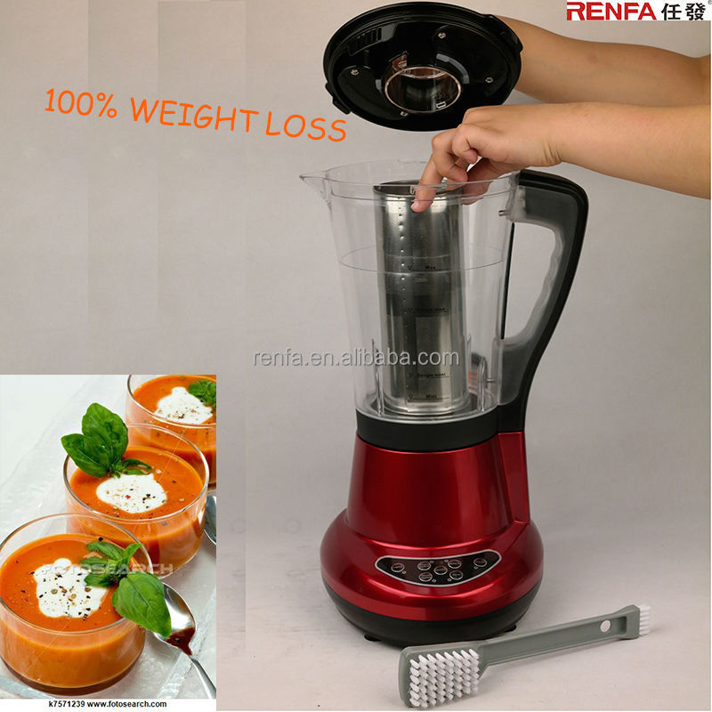2014 SEEN ON TV SOUP MAKER PRO SLIM BODY CLEANSE DETOX WEIGHT LOSS FOOD BLENDER