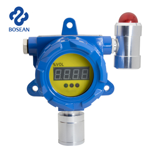 fixed ammonia gas monitor air quality monitor fixed lpg gas monitor