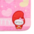 custom japanese  embroidered egyptian  cotton  small  cartoon hand towel with custom logo for kids