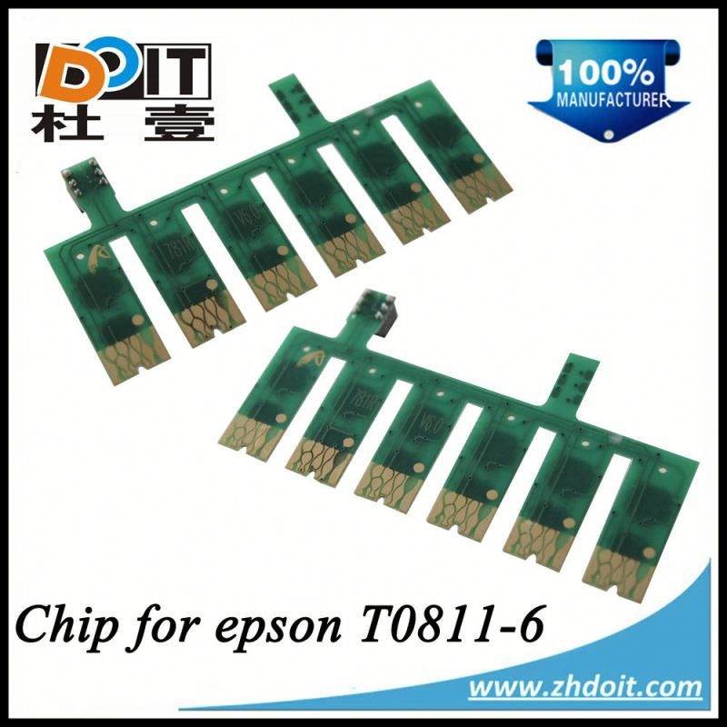 Made in china hot sale compatible chip for epson Photo 1410