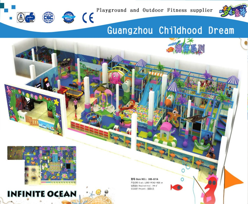 chd-459)marine Life Indoor Children Playground,Kid Toys Indoor ...