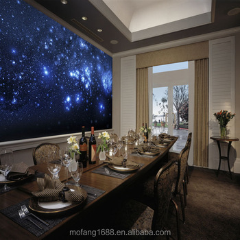 Living In The Outer Space Is Cool Plastic Wall Murals Home Star
